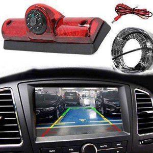 3. Bremslicht Rückfahrkamera für Nissan Cargo und Nissan NV Passenge