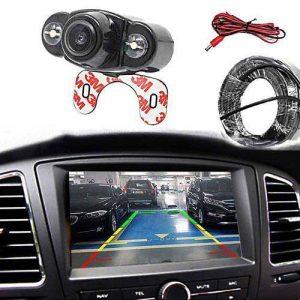 CLP Rückfahrkamera inkl. 10 Meter Videokabel für Autos