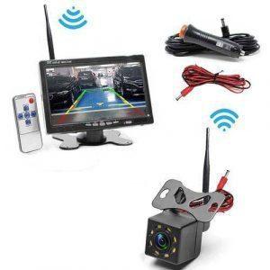 Cube Kabellose Rückfahrkamera, 7 zoll Monitor