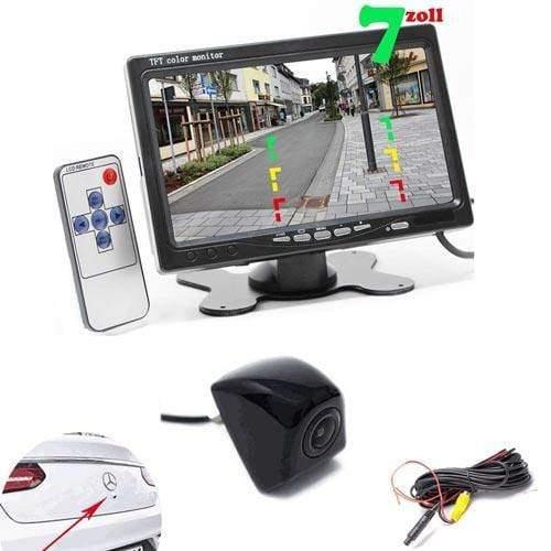 Hecktür Rückfahrkamera inkl. Monitor - Bis zu 5 Jahre Ganrantie