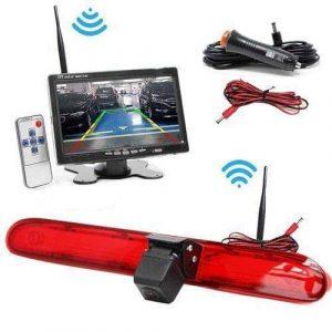 Kabellose Rückfahrkamera mit 7 zoll Monitor für Peugeot Expert, Citroen Dispatch & Toyota Proace