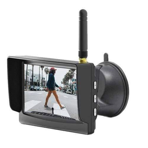 """Rückfahrkamera für Ford Transit. Digital Kabellos & 5"""" HD Monitor mit Sony CCD Chipset"""