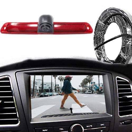 Rückfahrkamera für Mercedes Sprinter & VW Crafter mit Sony CCD Chipset