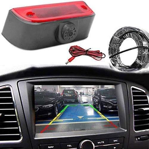 Rückfahrkamera für Nissan NV200 3. Bremslicht Nachrüsten Kit