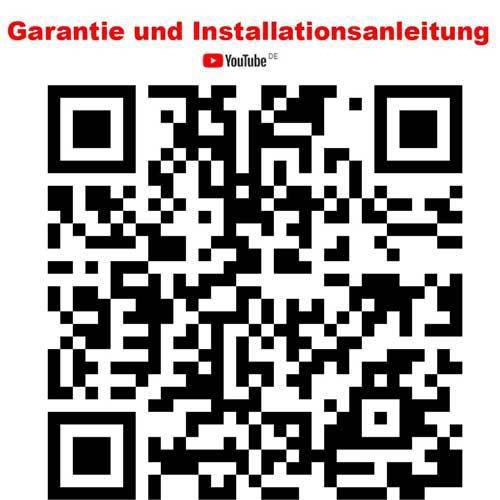 """Rückfahrkamera für Renault Master, Nissan NV400 und Opel Movano im 3. Bremslicht mit Sony CCD Chipset inkl. 7"""" Monitor"""