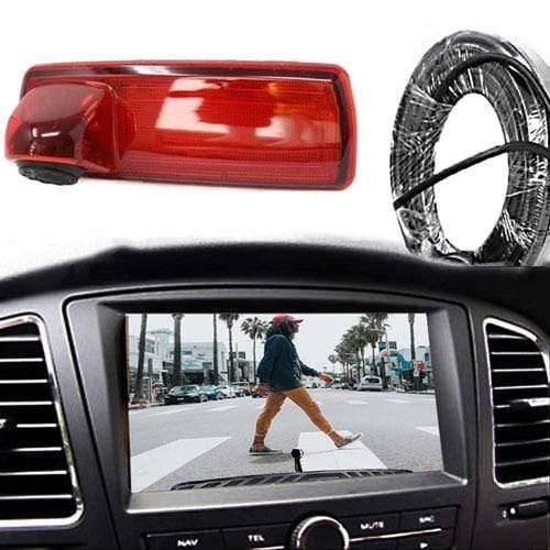 Rückfahrkamera für Renault Trafic und Opel Vivaro im 3. Bremslicht mit Sony CCD Chipset