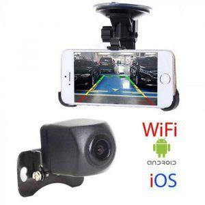 Wifi Kabellose Rückfahrkamera für Auto, Transporter, Bus & Wohnwagen Android und IOS Handy & Tablet