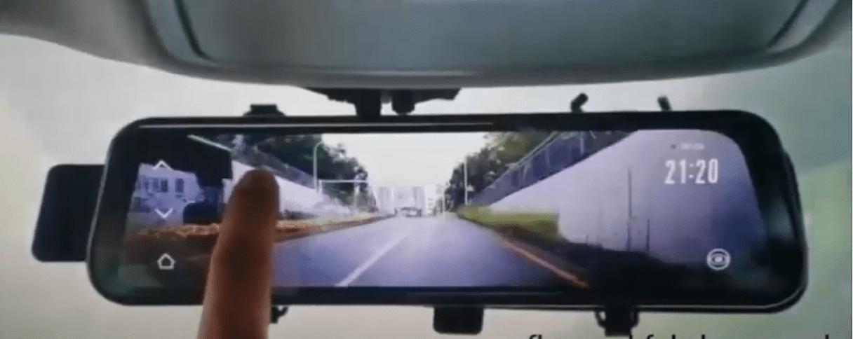Dashcam Videos mit der Autokamera
