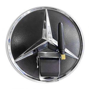 Rückfahrkamera im Emblem Sonderanertigung