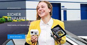 Rückfahrkamera für auto und transporter