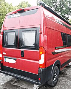 Transporter Rückfahrkamera- und Monitor-System: 3. Bremsleuchte